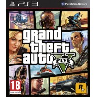 PS3 GRAND THEFT AUTO V - USADO
