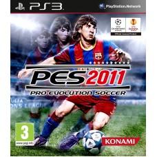 PS3 PRO EVOLUTION SOCCER 2011 - USADO