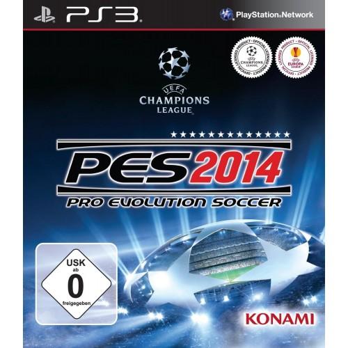 PS3 PRO EVOLUTION SOCCER 2014 - USADO