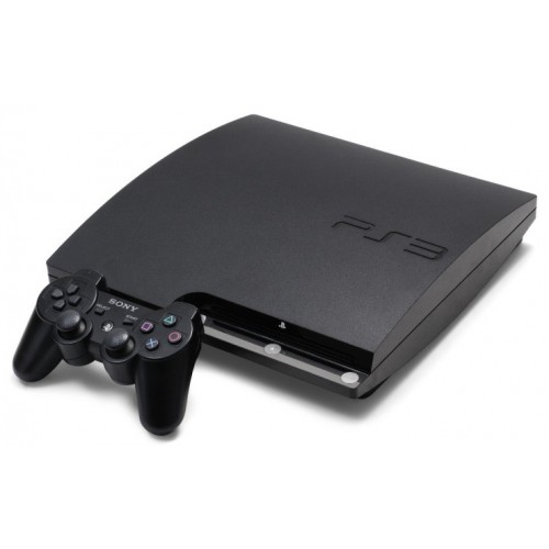 Consola PlayStation 3 Slim 120GB - Usada