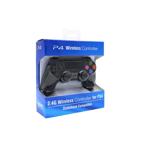 PS4 P4 2.4G WIRELESS CONTROLLER - COMANDO SEM FIOS