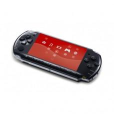 Consola PSP Slim  3000 desbloqueada +Cartão 4GB Oferta Bolsa-Usada
