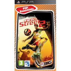 PSP FIFA STREET 2 - USADO SEM CAIXA