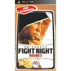 PSP FIGHT NIGHT ROUND 3 - USADO
