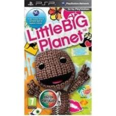 PSP LITTLE BIG PLANET - USADO