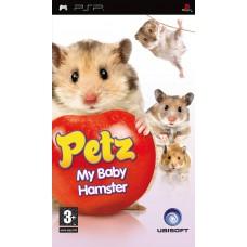 PSP PETZ MY BABY HAMSTER- USADO SEM CAIXA
