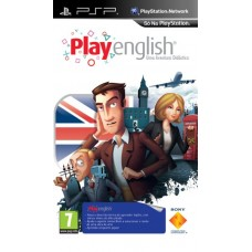 PSP PLAYENGLISH- USADO