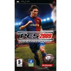 PSP PRO EVOLUTION SOCCER 2009 - USADO SEM CAIXA