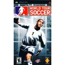 PSP World Tour Soccer - Usado sem caixa