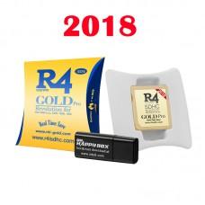 CARTÃO R4I SDHC REVOLUTION GOLD PRO 2018