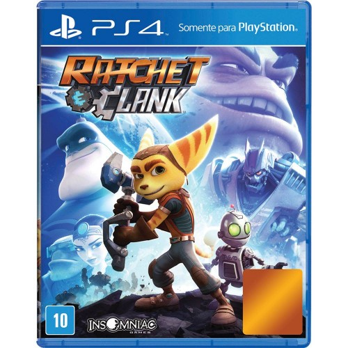 PS4 RATCHET & CLANK - USADO