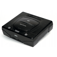 Consola Sega Saturn com 2 Comandos - Usada