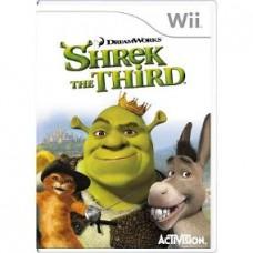 WII SHREK THE THIRD - USADO
