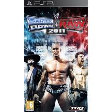 PSP SMACKDOWN VS RAW 2011 - USADO