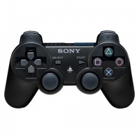 COMANDO PS3 SONY WIRELESS DUALSHOCK 3 PRETO - USADO