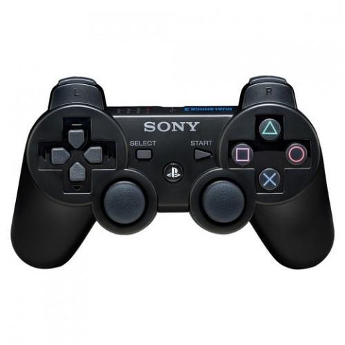 COMANDO PS3 SONY WIRELESS DUALSHOCK 3 PRETO - USADO