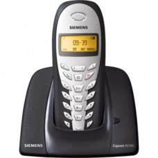 TELEFONE FIXO SIEMENS GIGASET AS140 - USADO