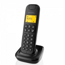 TELEFONE SEM FIOS ALCATEL D135 PRETO - NOVO