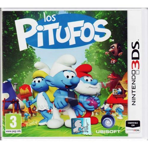 3DS OS SMURFS - USADO