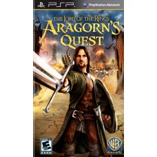 PSP THE LORD OF THE RINGS: ARAGORN USADO