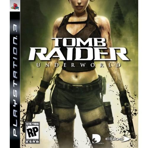 PS3 TOMB RAIDER UNDERWORLD - USADO