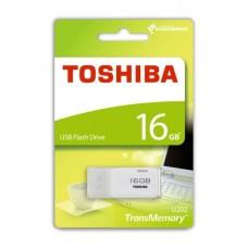 PEN 16GB U202 BRANCA TOSHIBA