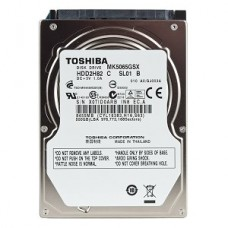 DISCO INTERNO 500GB 2.5' SATA TOSHIBA