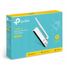 150MBPS HIGH GAIN WIRELESS USB ADAPTER TL-WN722N TP LINK