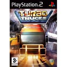 PS2 TURBO TRUCKS - USADO