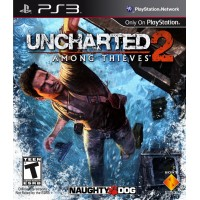 PS3 UNCHARTED 2:AMONG THIEVES - USADO