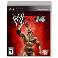 PS3 WWE 2K14 - USADO
