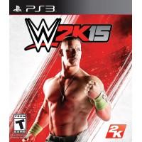 PS3 WWE 2K15 - USADO