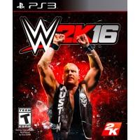PS3 WWE 2K16 - USADO
