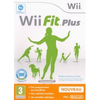 WII FIT PLUS - USADO