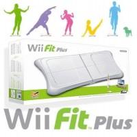 Wii Balance Board + Jogo Wii Fit Plus - Usado