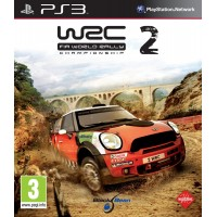 PS3 WRC 2:Fia World Rally Championship - Usado