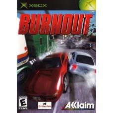XBOX Burnout - Usado