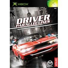 XBOX DRIVER PARALLEL LINES - USADO