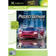 XBOX Project Gotham Racing - Usado
