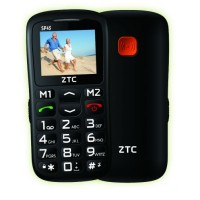 TELEMOVEL ZTC SENIOR PHONE SP45 PRETO LIVRE