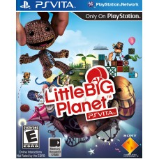 PSVITA LITTLE BIG PLANET - USADO
