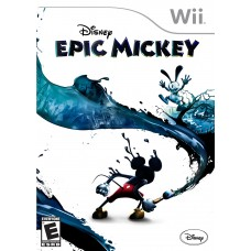 DISNEY EPIC MICKEY- USADO