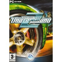 PC NEED FOR SPEED UNDERGROUND 2- USADO