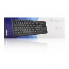 soul - teclado usb, 105 keys - versao pt - NOVO