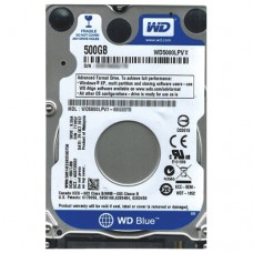 "DISCO INTERNO 500GB 2.5"" SATA WD BLUE"