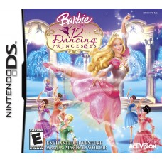 NDS barbie in the 12 dancing princess - USADO