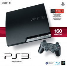 Consola Playstation 3 Slim 160GB - USADA