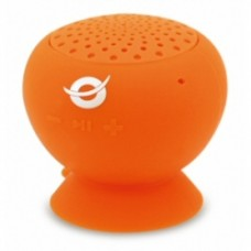 BLUETOOTH WATERPROOF SUCTION SPEAKER ORANGE - NOVO