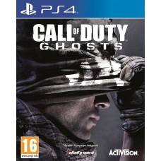 PS4 CALL OF DUTY GHOSTS- USADO