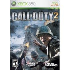 XBOX 360 Call of Duty 2 - Usado